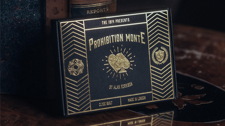 Prohibition Monte by Alan Rorrison and the 1914