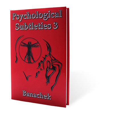 Psychological Subtleties 3