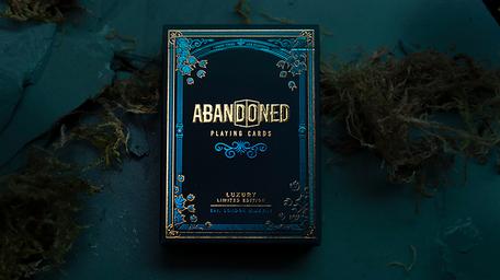 Abandoned Luxury Speelkaarten by Dynamo