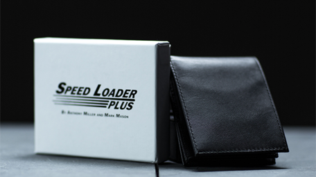 Speed Loader Plus Wallet by Tony Miller and Mark Mason