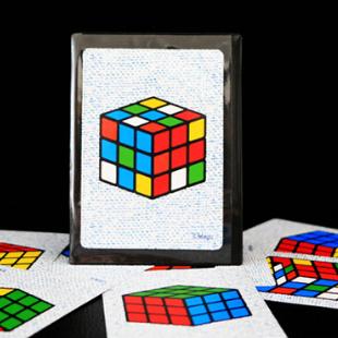 Magic Cube Card