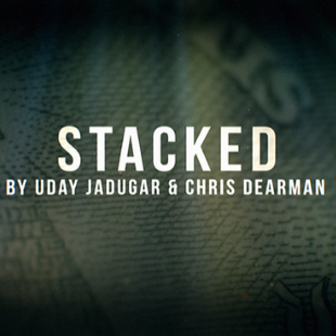 STACKED EURO by Christopher Dearman and Uday