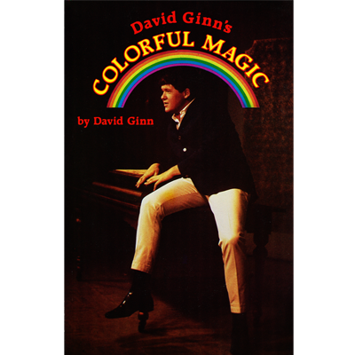 Colorful Magic boek - David Ginn