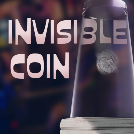 Invisible Coin by Nathan Kranzo (Red Bicycle Gimmick)
