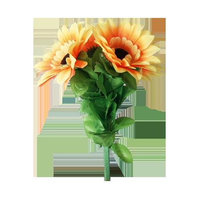 Amazing Split sunflowers by Premium magic