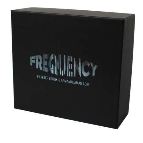 Frequency Peter Eggink and Armanujjaman Abir