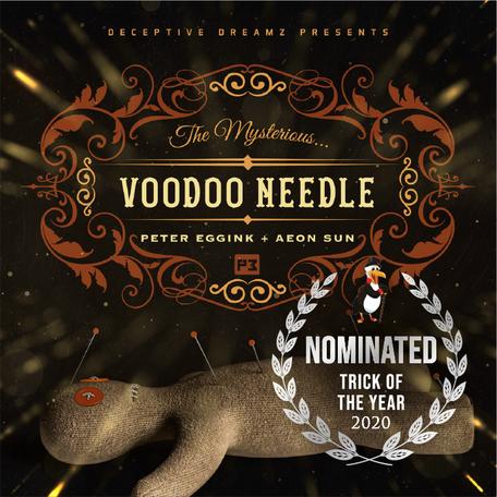 Voodoo Needle by Peter Eggink & Aeon Sun (Instant Download)