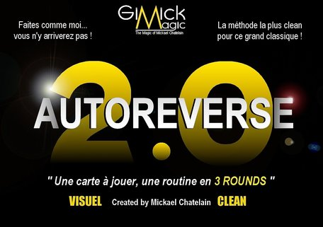 Autoreverse 2.0 by Mickael Chatelain