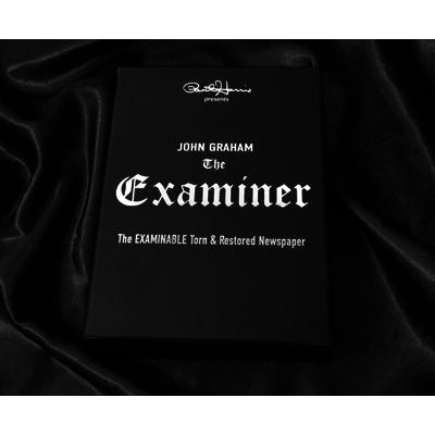 Examiner (Gimmicks & DVD) by John Graham - Paul Harris