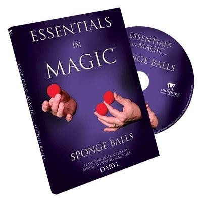 Essentials spons ballen DVD