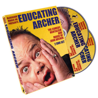 Educating Archer, 2 DVD set