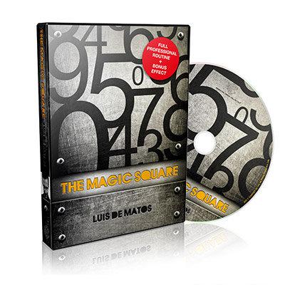The Magic Square, DVD