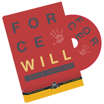 Force of will - DVD