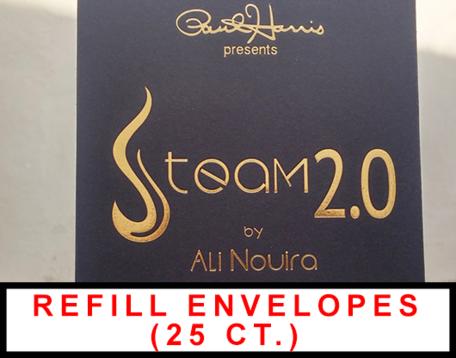 Steam refill envelopjes 25 st.