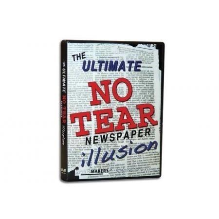 Ultimate no tear newspaper DVD
