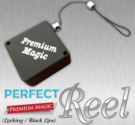 Perfect reel locking black