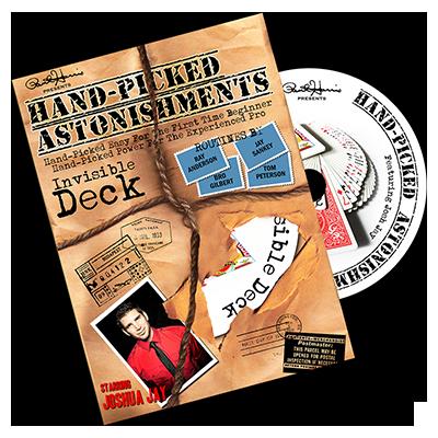 Handpicked astonishments - invisible deck