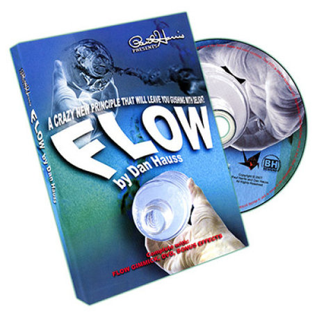 Flow Dvd+gimmick.