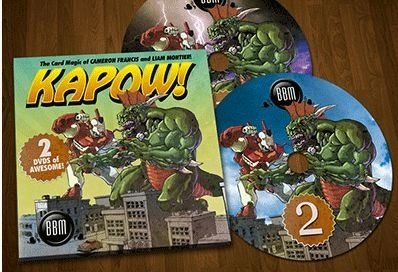 Kapow, 2 DVD set