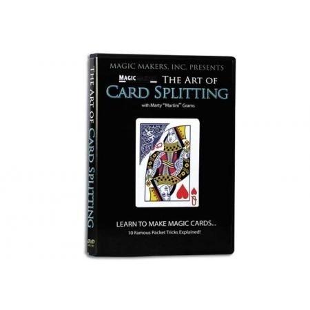 Art of cardsplitting DVD