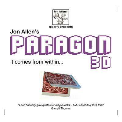 Paragon 3D - Jon Allen