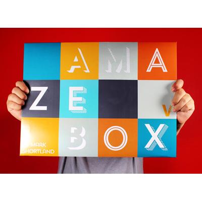 Amazebox - Mark Shortland Vanishing Inc