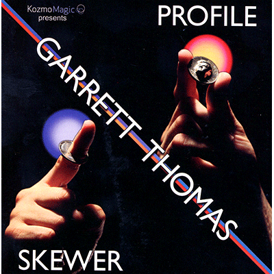 Profile and Skewer, DVD met gimmicks