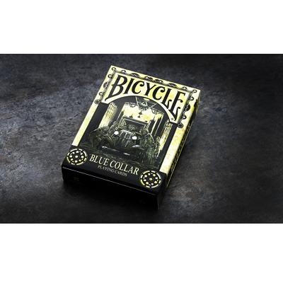 Bicycle Blue Collar speelkaarten