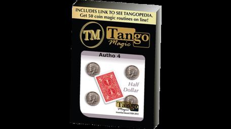 Autho 4 Half Dollar by Tango