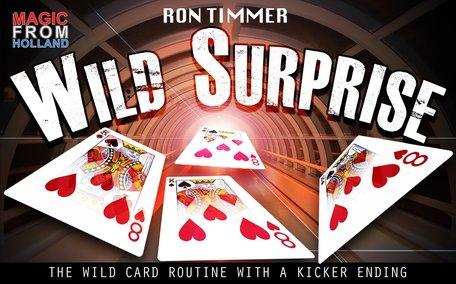 Wild Surprise - Ron Timmer