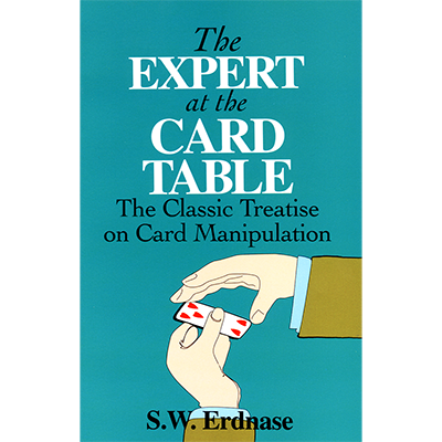 Expert at the cardtable boek
