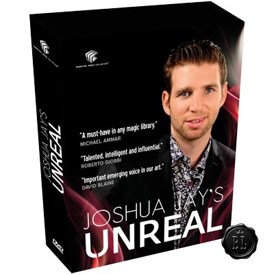 Unreal Joshua Jay DVD SET