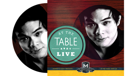 At the Table Live Lecture Shin Lim DVD