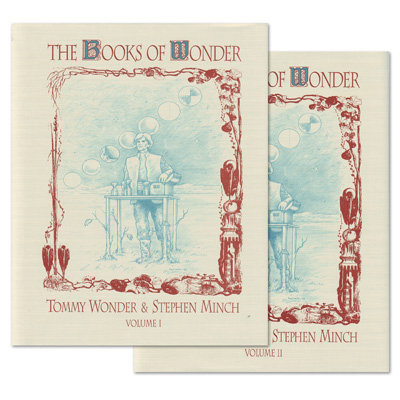 Books of Wonder boekenset
