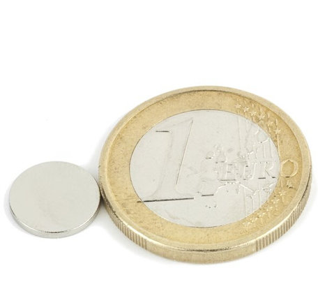 Neo Magnet 10mm x 1 rond