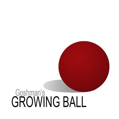 Growing Ball by Goshman - Trick