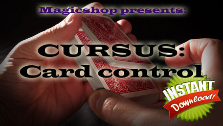 Card control cursus (instant download)