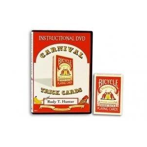 Carnival trick cards