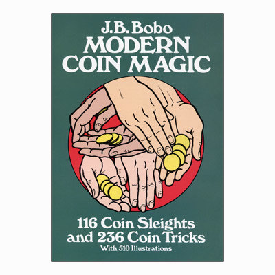 Modern Coin Magic - Bobo