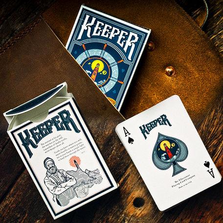 Keeper Speelkaarten