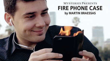 Fire Phone Case (Big) by Martin Braessas
