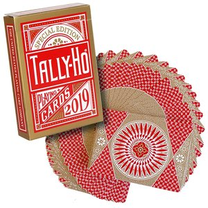 Tally Ho - Cardistry deck
