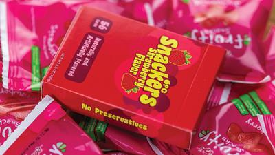 Snackers Speelkaarten by Riffle Shuffle