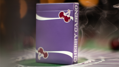 Cherry Casino Fremonts (Desert Inn Purple) Speelkaarten