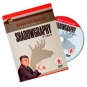 Shadowgraphy 2 DVD