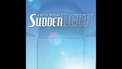 Sudden Deck 3.0 by David Regal
