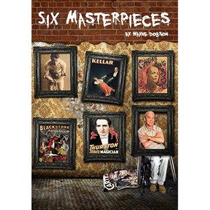 Six Portemonnee.Six Masterpieces Wayne Goochelwinkel Magicshop Nl