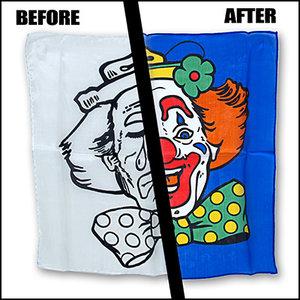 Happy/Sad Clown Silk Set