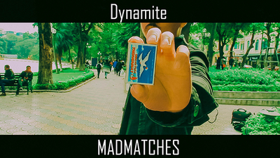 Mad Matches Magic by Dynamite