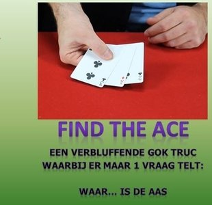 Find the ace